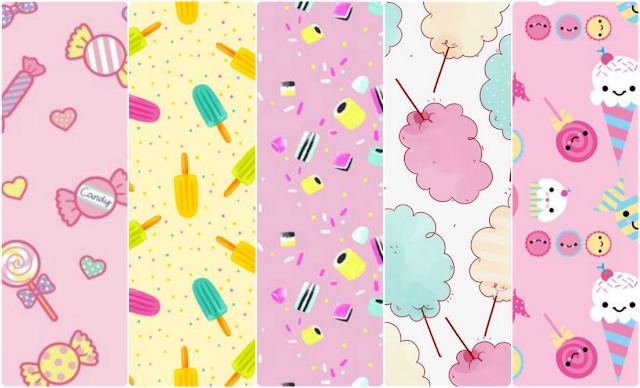 fondos de pantalla móvil molones whatsapp fondos para celular rayas colores pattern iphone samsung android gratis fondos de pantalla caramelos candy sweets chuches chulos