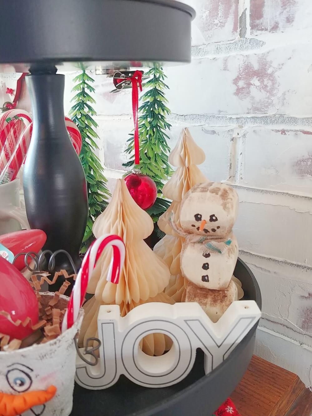 Christmas Buffet and a Free Printable!