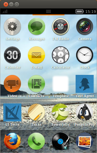 Ubuntu Buzz !: Try the new Firefox OS (B2G) on Ubuntu