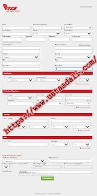 TCS Job Vacancy