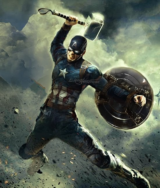 Captain America 4k Wallpaper Download For Mobile And Pc