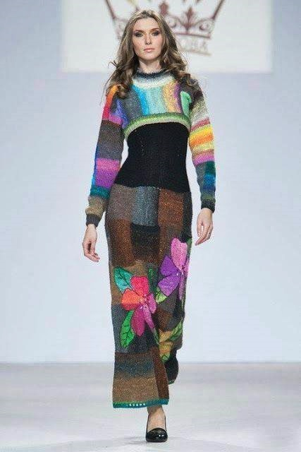 suknia na drutach