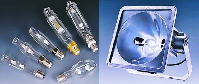 Lampu Metal Halide