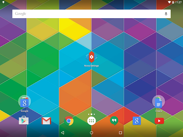 Nova launcher android apk prime version indir