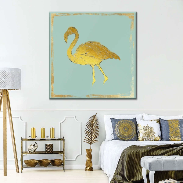 Gold Colour To Decorate Bedroom