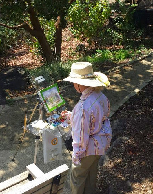 plein air painting tips