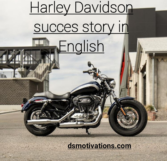 Harley Davidson Success Story in English
