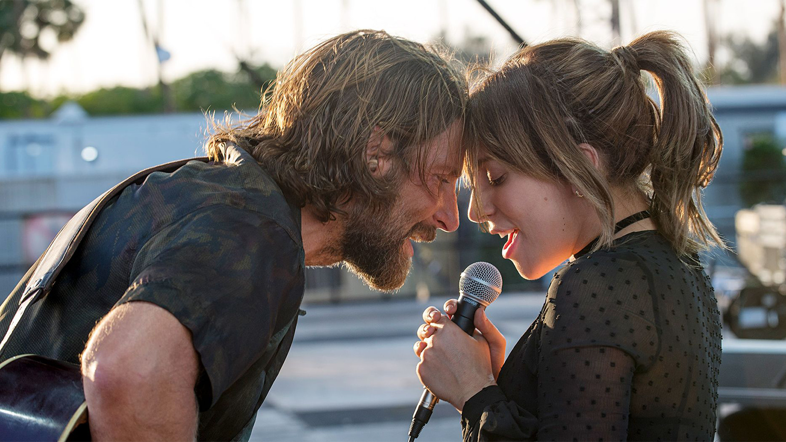 O filme, protagonizado por Lady Gaga e Bradley Cooper, está previsto para estrear dia 11 de outubro.