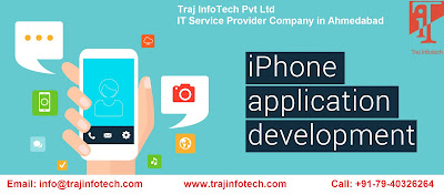 iPhone App Development - Traj InfoTech
