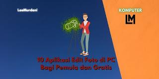 Software editing gambar di PC