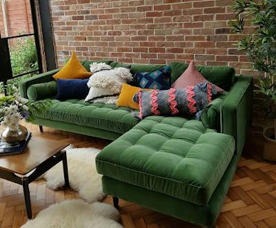 sofa minimalis dan harganya