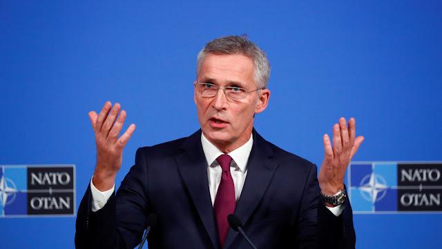 El secretario general de la OTAN se muestra dispuesto a reunirse con Putin