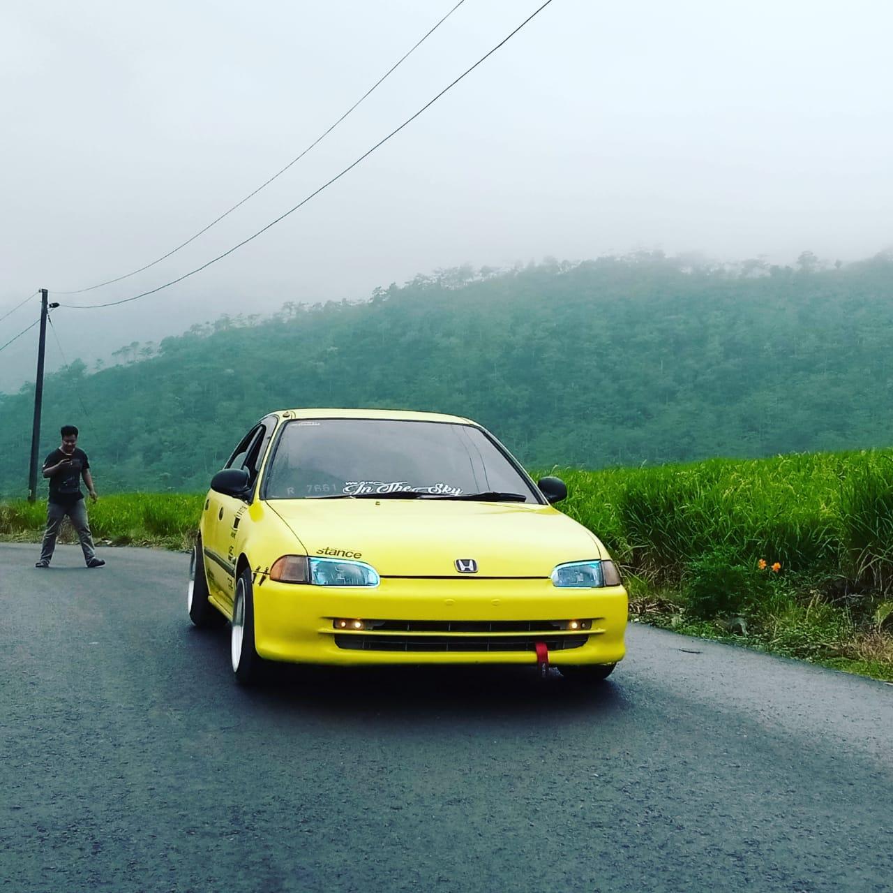 Honda Genio 93