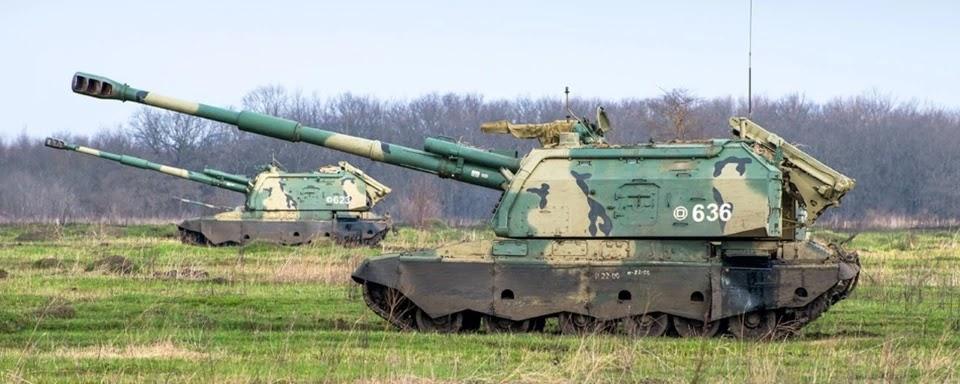 Російську артилерію об'єднeють в єдину інформаційну мережу