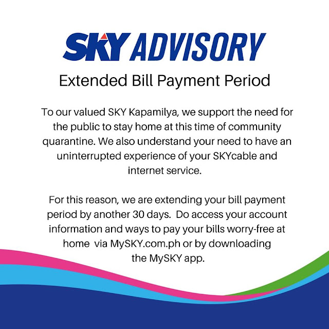 SKY Bills Payment Extension