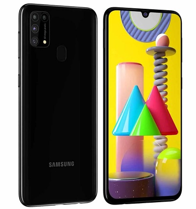 Introducing Samsung Galaxy M31, Big Battery, Budget Friendly with 4 Cameras