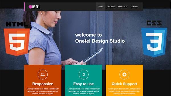 Free Templates HTML5 CSS3 JS Image Survey
