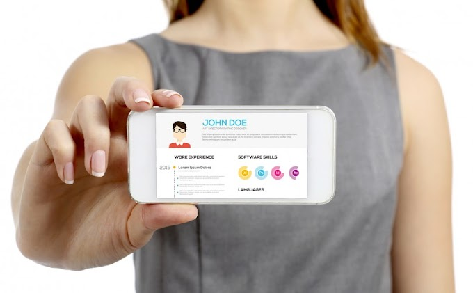 Crea tu curriculum vitae en tu celular en minutos con esta aplicación