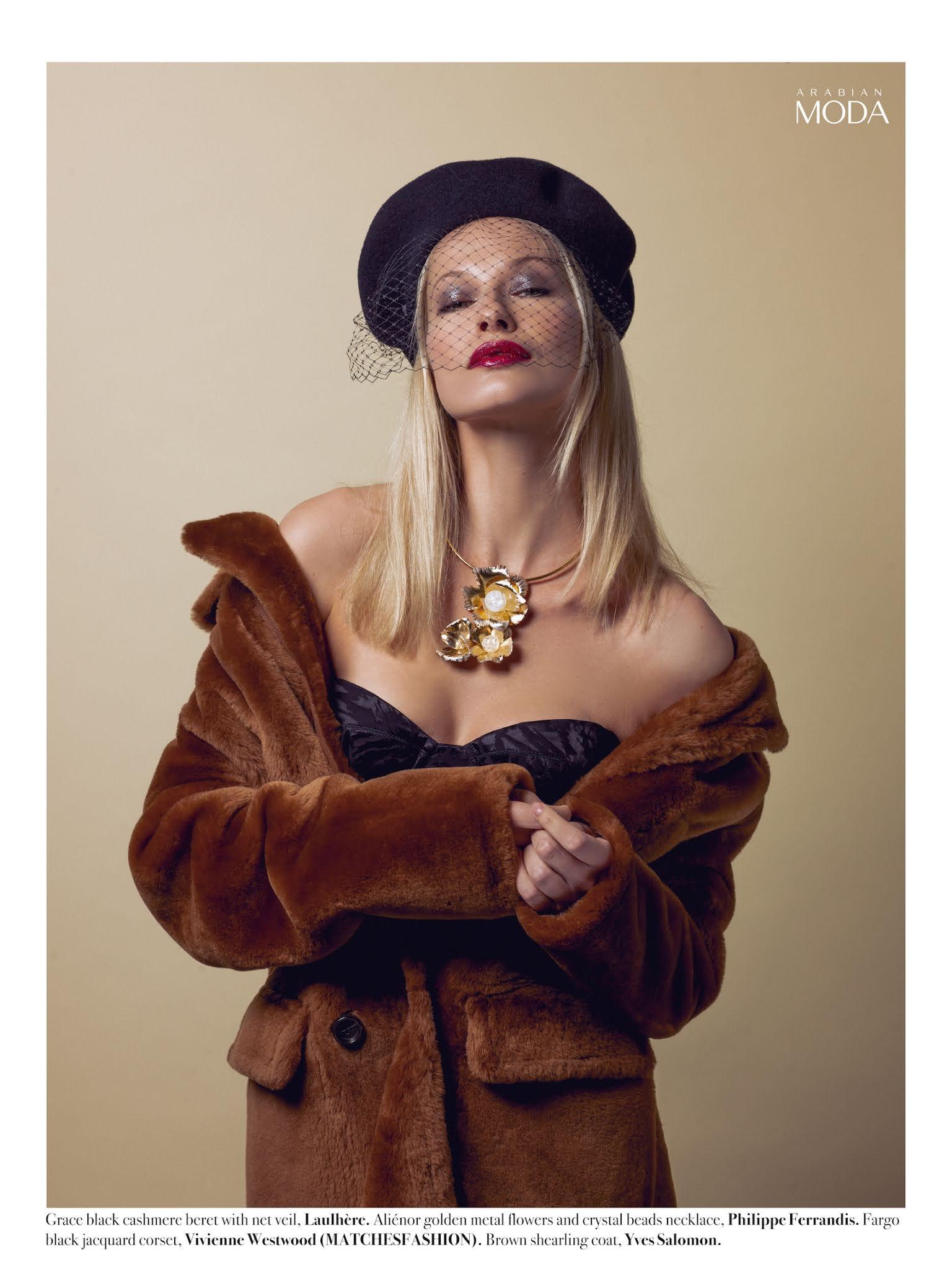 4-Arabian Moda x Laulhère x Philippe Ferrandis x Vivienne Westwood x Yves Salomon
