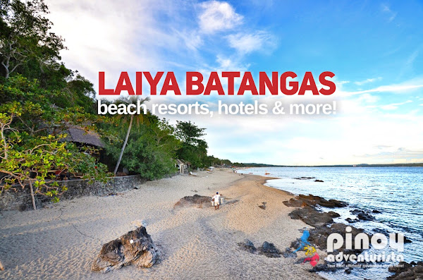 LAIYA BATANGAS BEACH RESORTS HOTELS TRANSIENT HOUSES