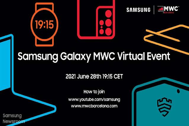 سامسونج تعلن رسميا عن موعد مؤتمرها MWC الإفتراضي للإعلان عن أجهزة جديدة
