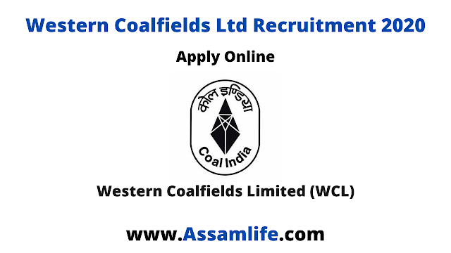 Western Coalfields Ltd Recruitment 2020 || Apply Online