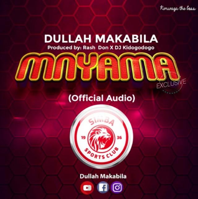 AUDIO l Dulla Makabila - MNYAMA l Download New song