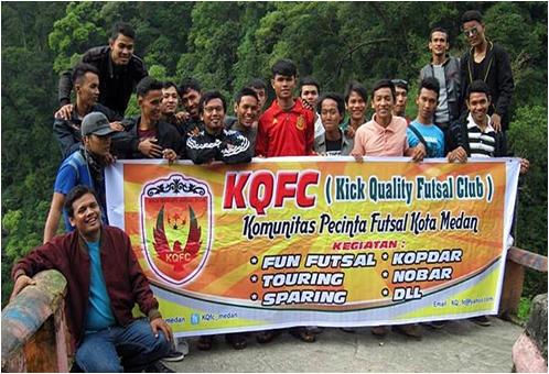 Komunitas Pecinta Futsal Medan