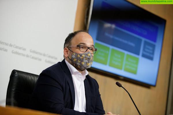 El Gobierno prepara el camino a la descarbonización con nuevas estrategias energéticas para Canarias