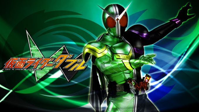 Kamen Rider W (Double) Episode 1 - 49 Tamat Subtitle Indonesia