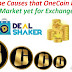 What are the Causes that OneCoin is not Going in Market yet for Exchange?