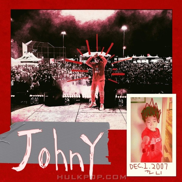 Johny Kwony – RED BOY RETURNZ – Single