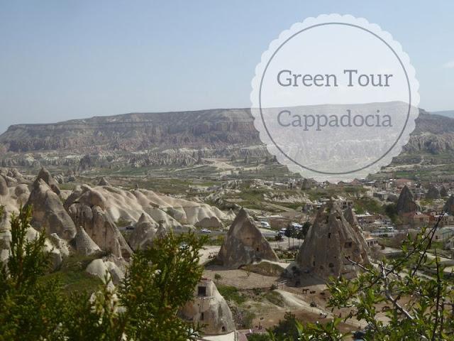 Scoprire la Cappadocia col Green Tour veduta di Göreme