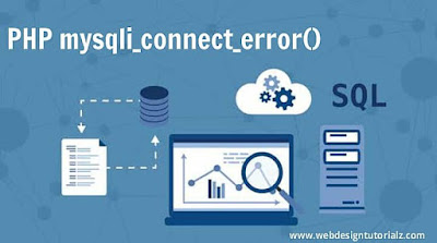 PHP mysqli_connect_error() Function