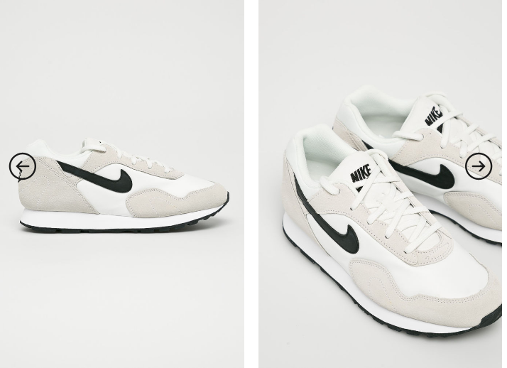 Adidasi originali ieftini dama Nike Outburst
