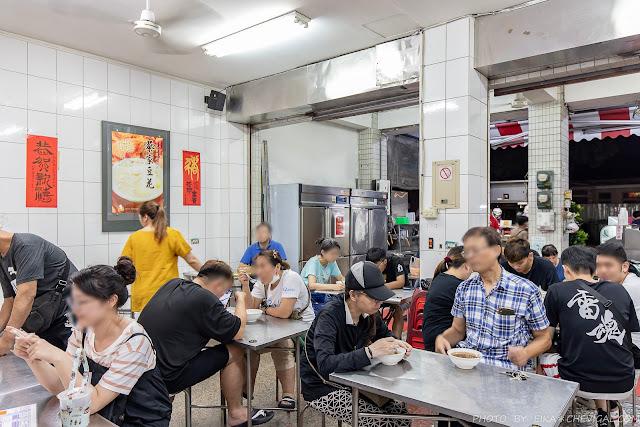MG 6676 - 蔡家豆花,忠孝夜市30年人氣老店,半夜1點也能透心涼,還能吃到刈包、米血糕與小籠包!