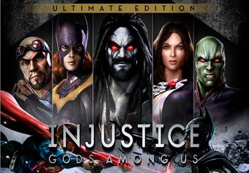 Injustice Gods Among Us Ultimate Edition [Full] [Español] [MEGA]