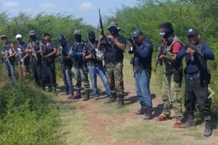 The Jalisco Drug Cartel, the Terror Training Camp - The DENISE SIMON