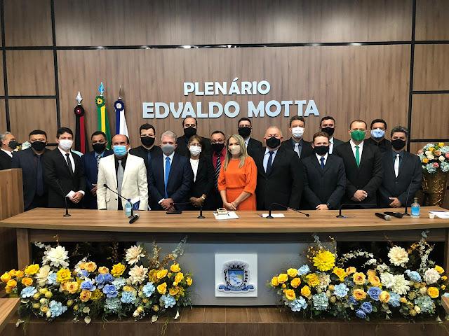 Após recesso, câmara de Patos-PB retoma atividades nesta terça-feira (09) com sessões presenciais