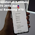 Cara Screenshot Samsung Galaxy A70 2019