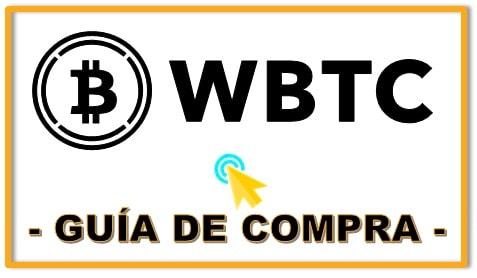 Cómo Comprar Criptomoneda Wrapped Bitcoin (WBTC) Tutorial Fácil Gratis Español