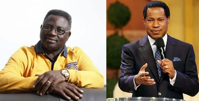 '5G is not Antichrist' – Pastor Mathew Ashimolowo counters Pastor Chris (video)