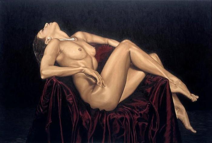 Richard Young, современный художник