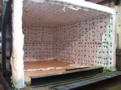 pre post weld furnace