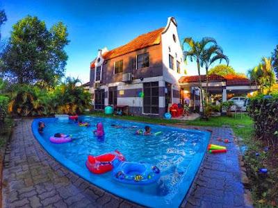 Resort paling menarik di Melaka