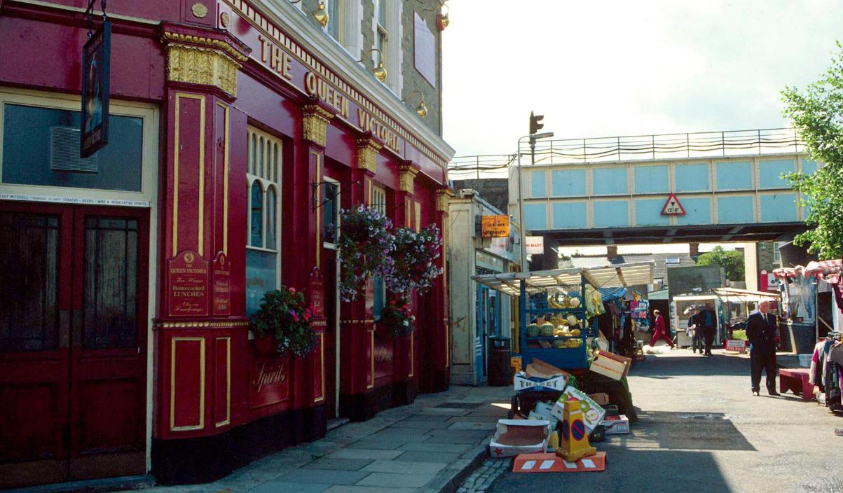 Fish Shop Queen Street Menu