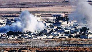 يشعر المسؤولون الأمريكيون بالقلق من اتهامهم بارتكاب جرائم ضد الإنسانية في سوريا