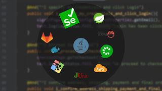 SDET/QA Masterclass - Learn Selenium, Cucumber and More