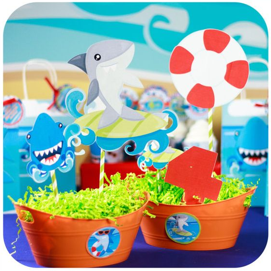 Baby Shark Birthday Party
