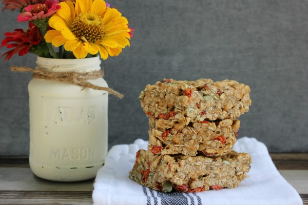 Superfood Cereal Bars